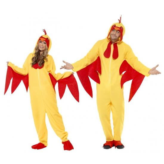 Kippen pakken voor dames en heren